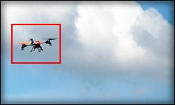 Détection de drones